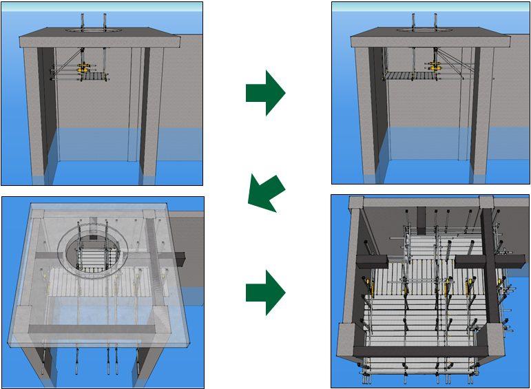 簡易工程図